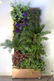 Learn how to create robust and changeable living walls with the Florafelt vertical  garden system.