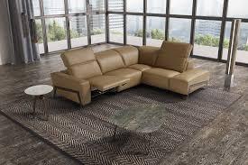 italian leather sectional sofa leather