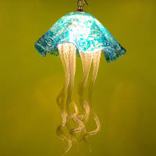 turquoise chandelier lighting. Buy A Hand Made Jellyfish Pendant Light \u2013 Turquoise Inside Famous Glass Chandelier Lighting G