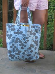 Tote Bag Pattern Simple Summer Sewing Classic Tote Tutorial Sew Mama Sew