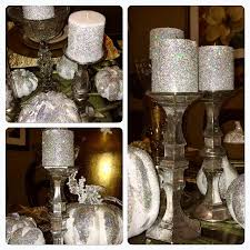 Diy Gold Candle Holders Diy Dollar Tree Faux Mercury Glass Candlestick Holders Z