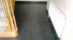Black Floor Tile