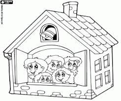 Disegni Di I Bambini A Scuola Da Colorare E Stampare