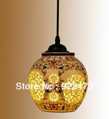new whole vintage ceramic chandeliers chinese style ceramic pendant lamp light for home living room light lamp ceramic light pendant lantern multi
