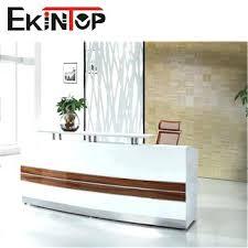 office furniture reception desk counter. Salon Front Desk Furniture Office Reception Counter Design White