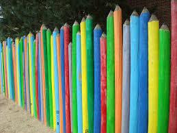Small Picture Pencil fence pre school child playlot urban garden