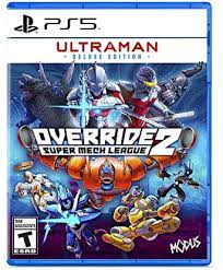 The new ps5 comes in two versions: Amazon Com Override 2 Ultraman Deluxe Edition Ps5 Playstation 5 Maximum Games Llc Video Games
