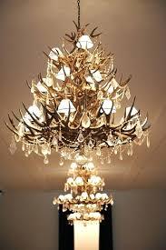 antler chandelier ralph lauren roark 30 modular ring