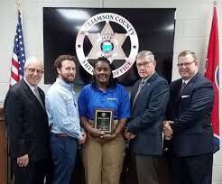 Employee Office Sheriffs Office Honors Employee Of The Month Wlife