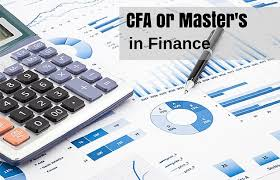 master in finance cfa or masters in finance the dilemma prepadviser com