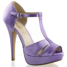 Light Purple High Heels Details About Lavender Light Purple Bridesmaid Bridal Prom