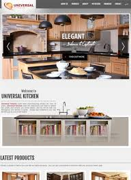 Kitchen Website Design Interior Simple Inspiration Ideas