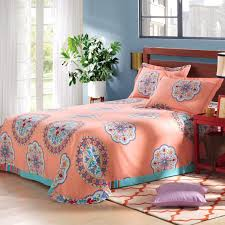 twin full queen size 100 cotton bohemian boho style colourful comforter sets duvet cover sets girls