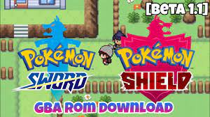 Pokemon Sword and Shield Gba Rom Hack Download - YouTube