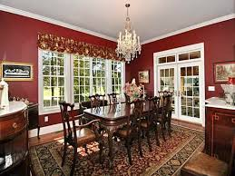 modern concept red dining room wall decor formal dining room decorating ideas with red wall formal dining room