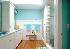 Kids Bathroom Bathroom Kids Bathroom Design With Long White Sink Vanity And