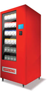 Quiksilver Vending Machine Inspiration The Standard HotelQuiksilver Vending Machine Collaboration