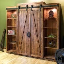 barn door tv unit rustic wardrobe doors best cabin wall unit images on barn doors home barn door tv unit