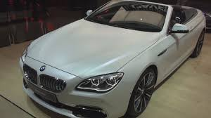 BMW Convertible how much horsepower does a bmw 650i have : BMW 650i 450 hp Cabriolet Exclusive (2017) Exterior and Interior ...