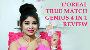 l oreal true match genius 4 in 1 pact foundation review payal singh