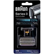 <b>Сетка</b> и режущий блок <b>Braun 31S</b> (<b>Series3</b>/5000CP) (1892279 ...