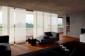 Gardinen Fur Wohnzimmer Grosse Fenster