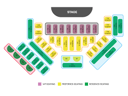 Excalibur Seating Chart Australian Bee Gees Show Seating Chart Best Seats At The