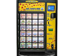 Vending Machines For Sale Vancouver Extraordinary Lottery Ticket Vending Machines To Be Tested In Edmonton Calgary