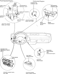 92 accord fuel pump wiring diagram wiring diagrams and schematics how the main relay works