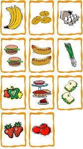 Food Flash Cards Countable Food Flashcards Teaching Esl