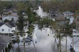 Biden to visit Louisiana on Friday to survey hurricane damage - POLITICO