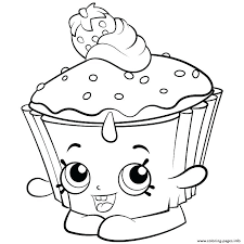 Kid Coloring Pages Shopkins Printable For Kids Adults In Online