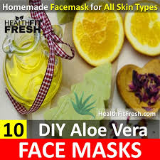 10 amazing diy aloe vera face masks for all skin types