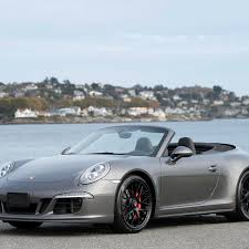 Rs stands for rennsport in german, meaning race sport. 911 Carrera 4 Gts Cabriolet Supercars Net