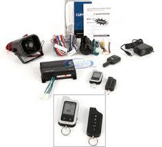 clifford 330 3x 2 way paging car alarm w keyless entry vehicle clifford matrix 330 3x responder le p n 3303x