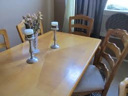 diy dining room table makeover. Before And After: DIY Dining Table Makeover Diy Room U
