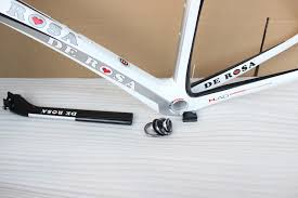 De Rosa Super King 888 Carbon Bike Frame Nuova King Rs