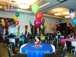 Ganpati Decoration Themes For Home Ideas Birthday Party Boy