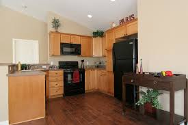 Small Picture I want dark hardwood floors but have light cabinets It actually