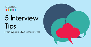 Tips For Interview 5 Interview Tips From Agodas Top Interviewers Careers At