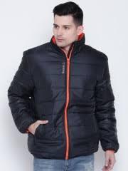 reebok jacket. reebok men black ms core solid sporty jacket e