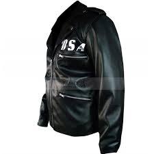 f h mens george michael faith rockers revenge jacket
