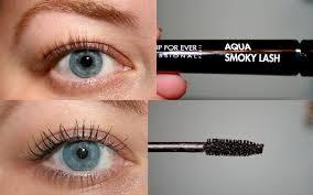 mascara make up for ever aqua smoky lash waterproof