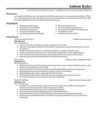 Resume Templates Retail Amazing Retail Resume Templates Pinterest Resume Examples