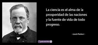 ▷ frases célebres de Louis Pasteur - PsicoActiva