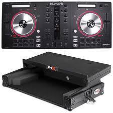 numark mixtrack pro numark mixtrack pro 3 serato dj usb midi controller mixtrack pro iii flight case