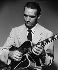 Johnny Smith, D'Angelico Excel, photo by Popsie Randolph, c.1954 | Classic  jazz, Jazz guitar, Jazz fusion