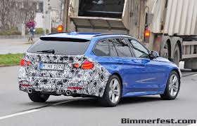 BMW 3 Series 2016 bmw 3 series : Spied: The 2016 BMW 3 Series LCI Sedan and Wagon! BMW News at ...