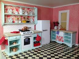 how to make doll furniture. once upon a doll collection shabby chic kitchen dollhouse has tut for making how to make furniture
