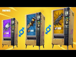 How To Scam Vending Machines Stunning OPENING 48 VENDING MACHINES LIVE NEW FORTNITE UPDATE GAMEPLAY
